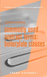 Understanding Commonly Used Contract Terms: Boilerplate Clauses